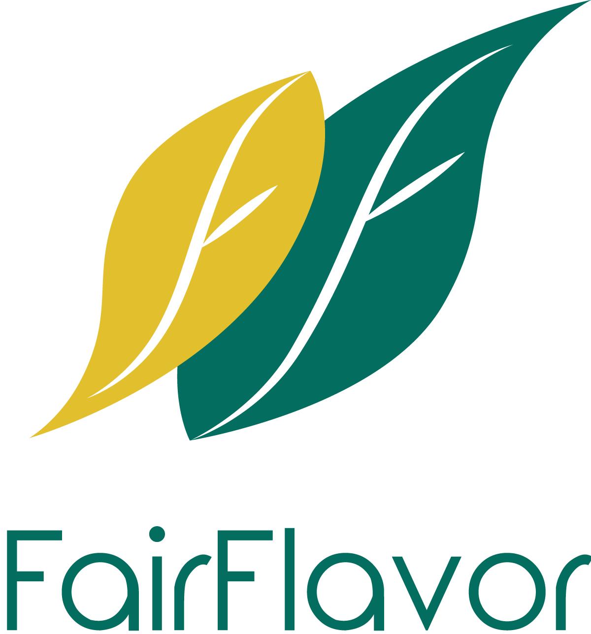 FairFlavor Logo - Sustainable non dairy alternatives made from Kenari nuts